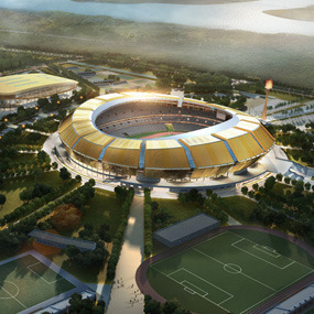 Sports Center in Congo (Brazzaville)