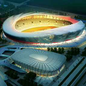 Jiangsu Yancheng Sports Center