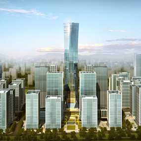 Jinan Hanyu Financial Business Center