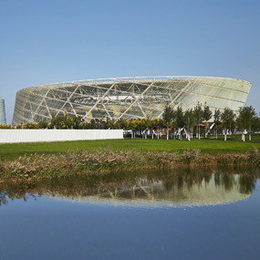 Tianjin Tuanbo Tennis Center