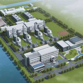 Shanghai Xinzhuang Industry Park Heating/Cooling System